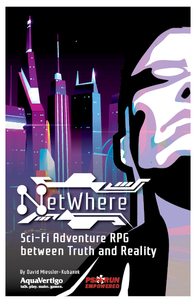 NetWhere RPG cover