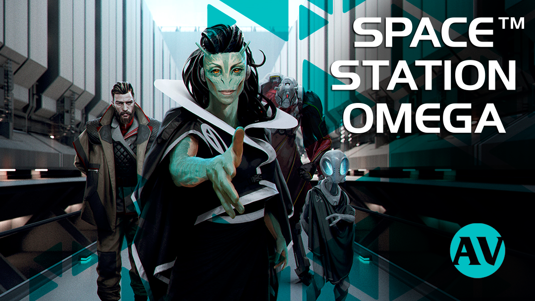 Space Station Omega Campaign Playtest 1